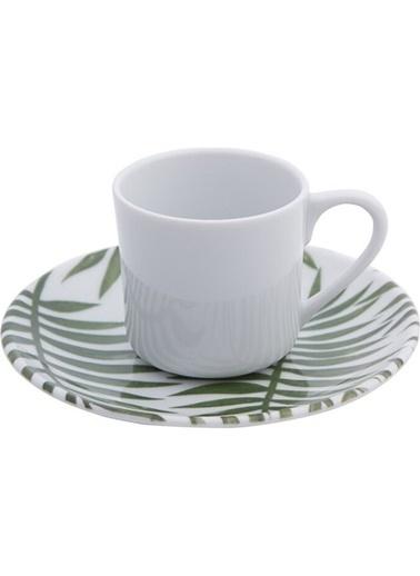 Porland Porland Kahve Tk.Por Botanik Renkli